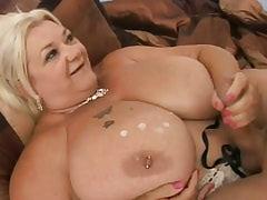 Yummy bbw having fat sex party